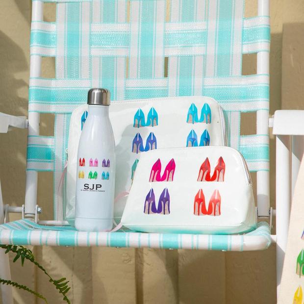 Фото №12 - Садовая мебель Сары Джессики Паркер для The Novogratz