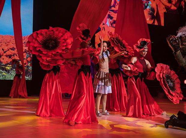 Фото №1 - Новогодняя премьера мюзикла «Чиполлино»