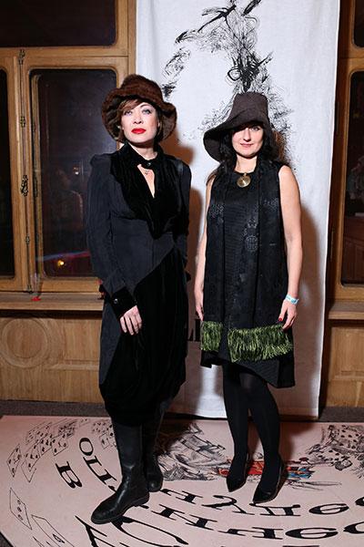Фото №4 - Открылась первая выставка самого известного шляпника России