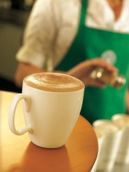 Фото №1 - Starbucks полностью обновляет меню
