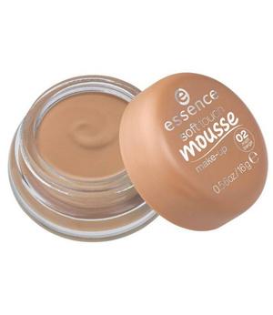 Тональный мусс Soft touch mousse make-up Essence, отзыв