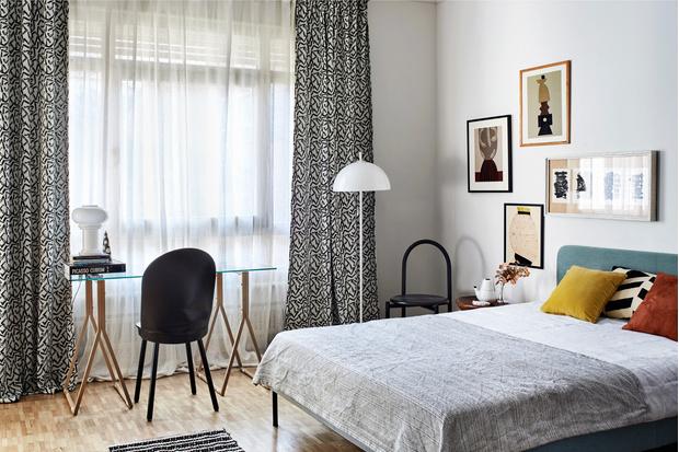 Фото №7 - Дизайн съемной квартиры в Лугано