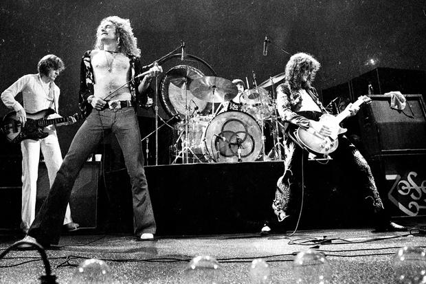 Фото №1 - История одной песни: «Лестница в небо» Led Zeppelin, 1971