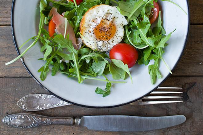Салат с рукколой рецепты
