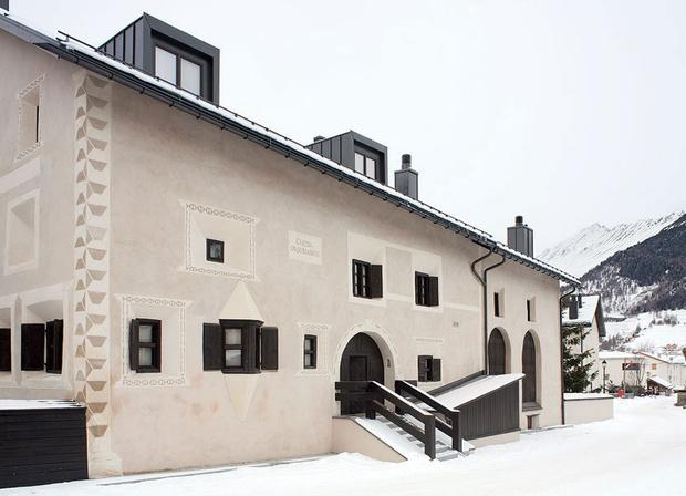 Фото №5 - Как живет Джорджо Армани: дома итальянского кутюрье