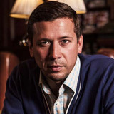 Андрей Мерзликин, актер, исполнитель главной роли в сериале «И снова здравствуйте»