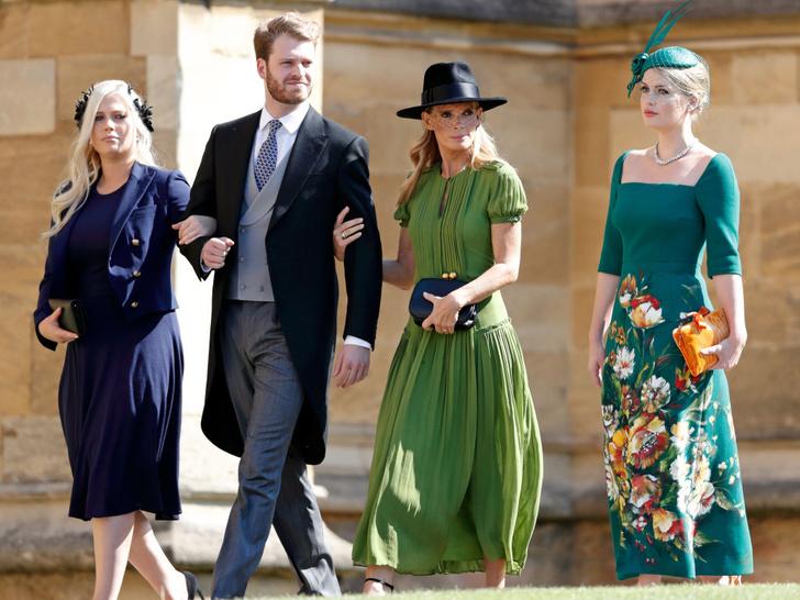 Фото №3 - Почему Гарри и Меган не появились на свадьбе леди Китти Спенсер