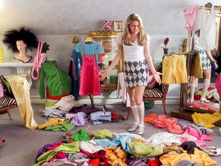 Фото №2 - Нечего надеть: как сделать разбор своего гардероба