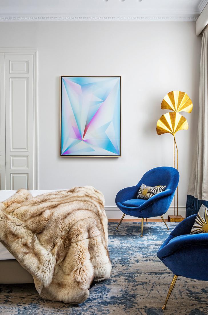 Фото №7 - Квартира для ценителей искусства в Мадриде