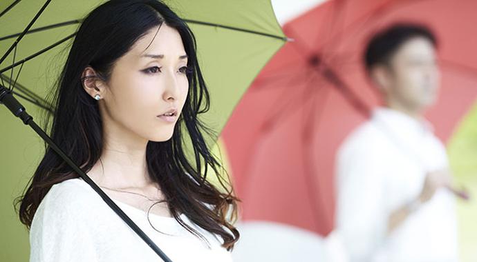 Японские мужчины боятся секса