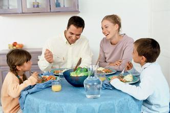 Фото №1 - Вкус к еде нужно воспитывать