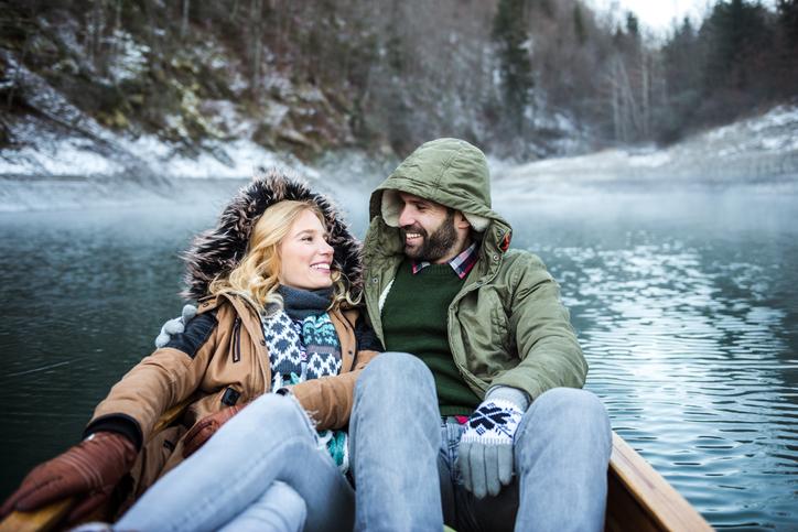 Фото №1 - 5 романтичных мест для всех влюбленных