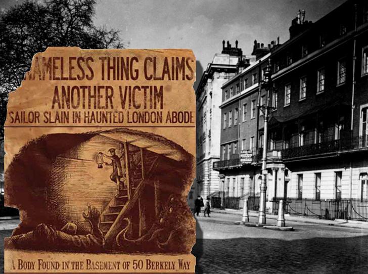 Фото №1 - Проклятый особняк на Беркли-сквер: что обитает в самом жутком доме-убийце Лондона