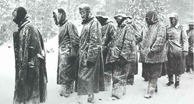 Фото №3 - Три случая, когда русский мороз спасал Россию от оккупантов
