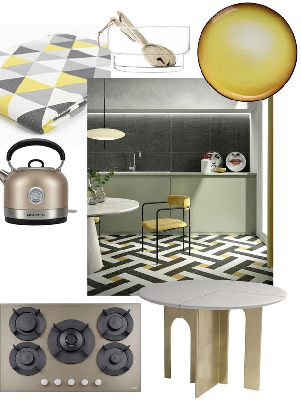 Фото №7 - Лучшие покупки для кухни и ванной комнаты