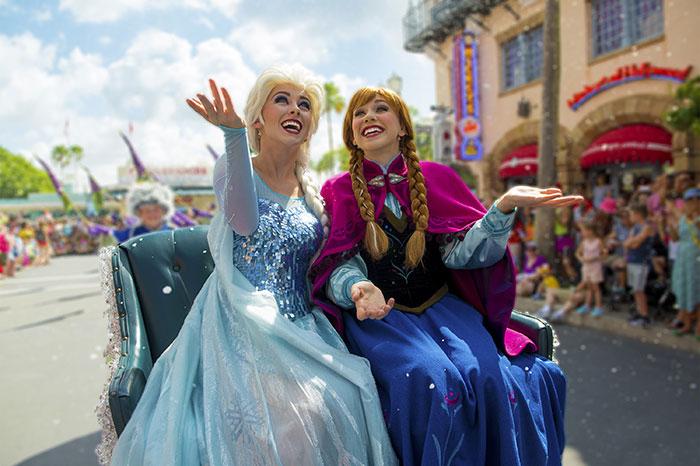 Фото №11 - В гостях у сказки: парижский Disneyland Park