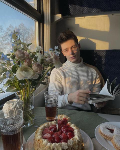 Фото №4 - Дима Ермузевич— о новой песне «Цветы», планах на будущее и о том, как выглядеть стильно каждый день