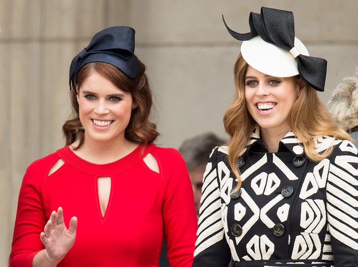 Фото №1 - Война сестер: из-за чего принцессы Йоркские поссорились перед свадьбой Евгении