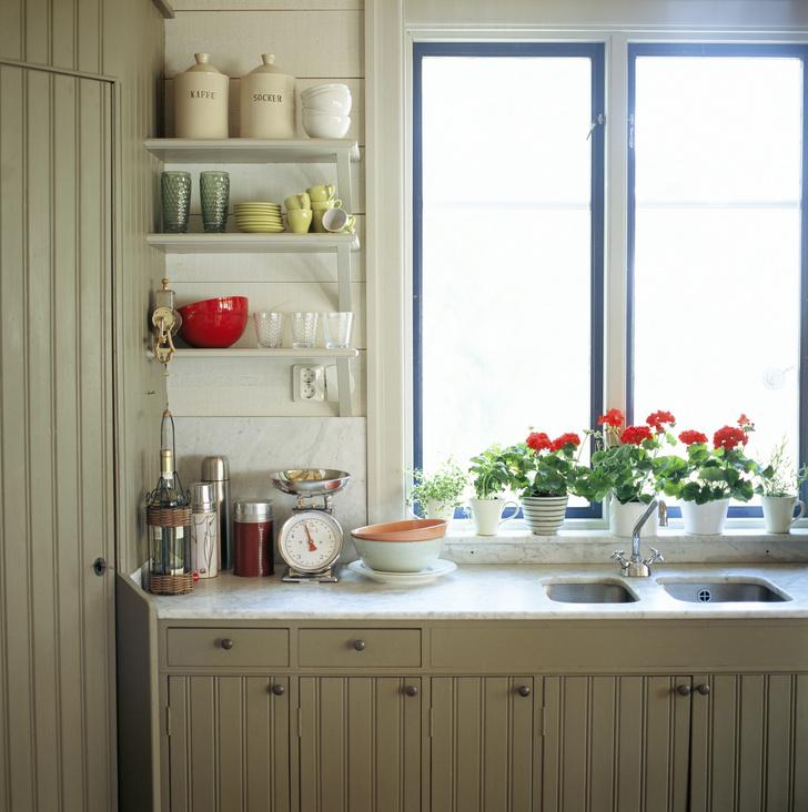 Фото №5 - Маленькая кухня: 8 полезных идей и лайфхаков