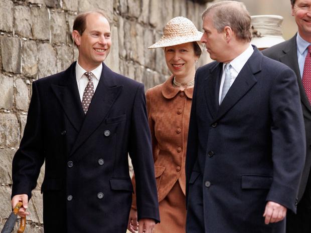 Фото №3 - Загадки Короны: почему принцесса Анна дальше от престола, чем ее младшие братья