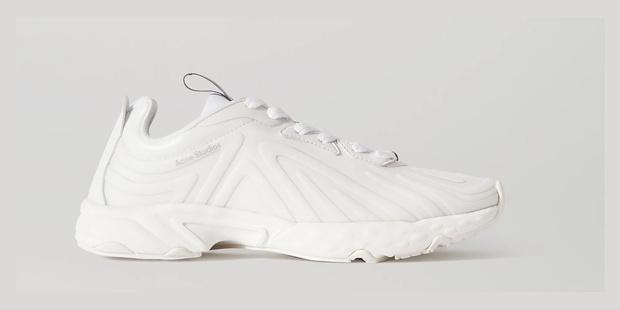 Фото №8 - Белые кроссовки, которые вы давно искали