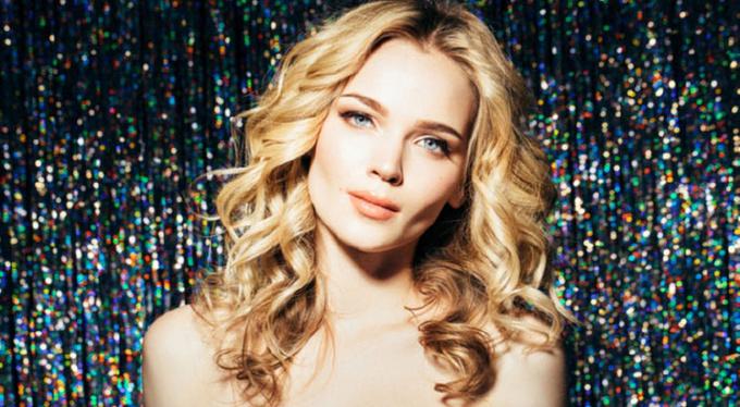 Новогодний макияж: блестящее будущее