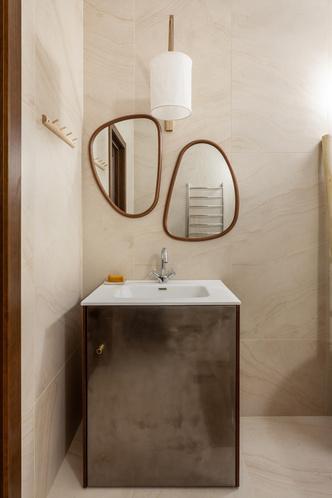 Фото №12 - Квартира в скандинавском стиле с печью