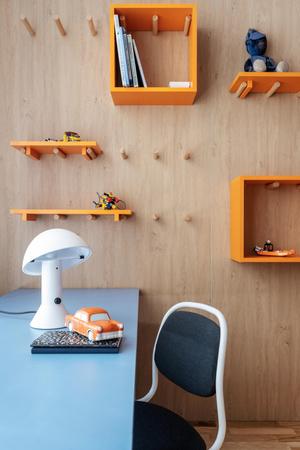 Фото №11 - Яркая квартира для молодой семьи в Киеве 75 м²