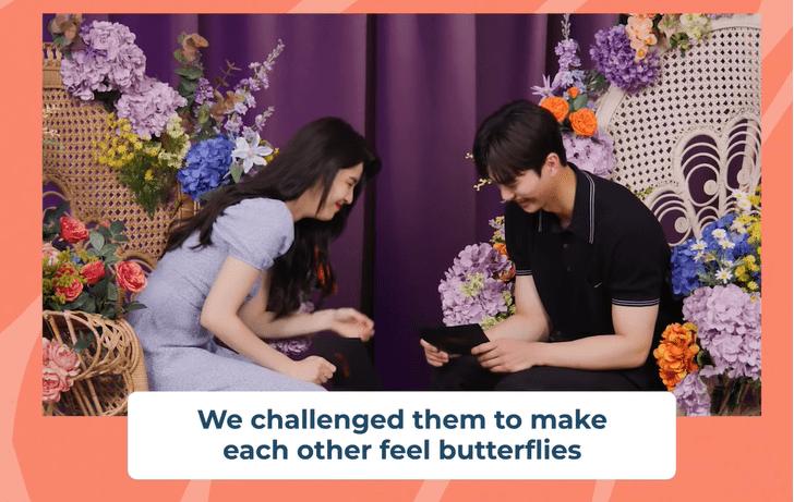 Фото №2 - Сон Кан и Хан Со Хи очаровывают друг друга в видео для The Swoon Netflix 😍