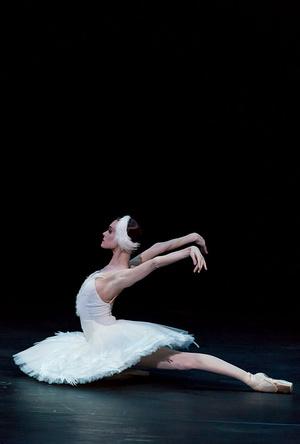 Ульяна Лопаткина балерины россии большого театра фото