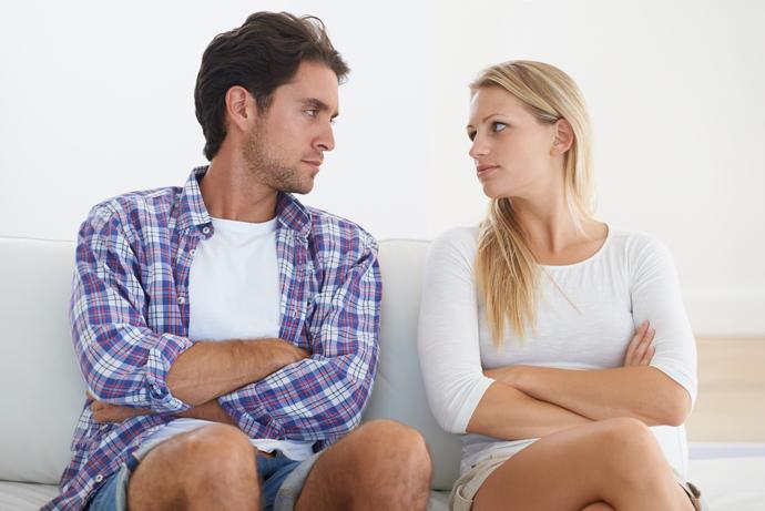 Как семейные ссоры влияют на здоровье