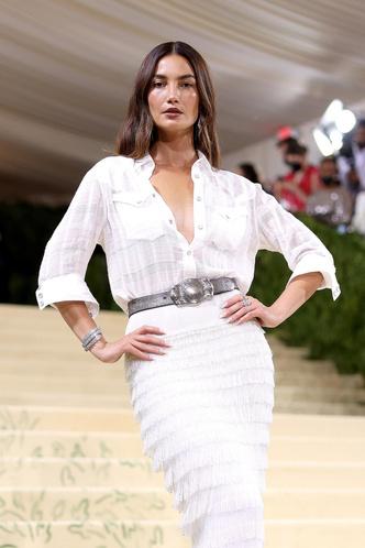 Фото №49 - Met Gala 2021: все модные образы бала Института костюма