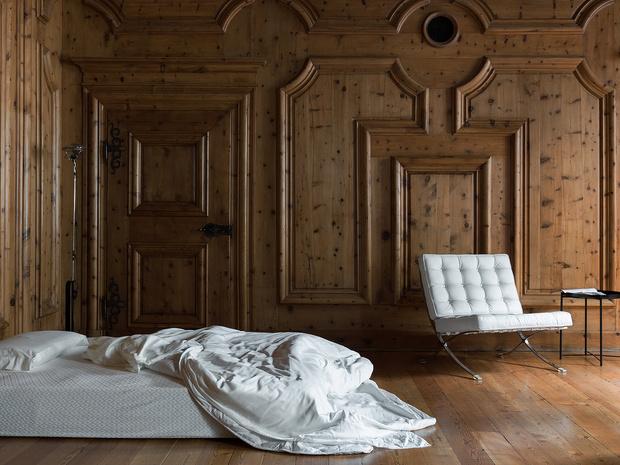 Фото №9 - Квартира в здании XVII века в Сондрио