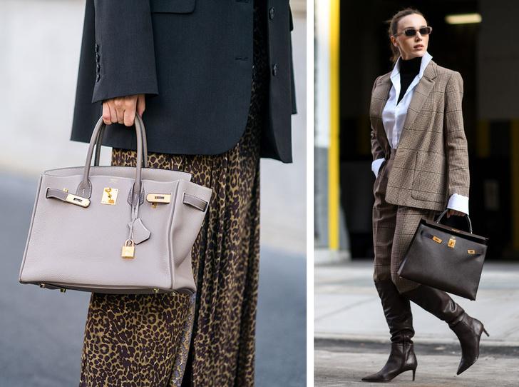 Фото №1 - Объект желания: почему весь мир мечтает о сумке Birkinвот уже 40 лет