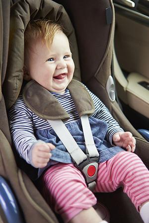 Фото №1 - 5 фактов о безопасности детей в автомобиле