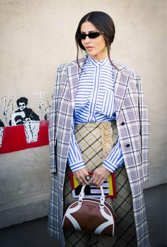 Фото №9 - Осенняя классика: где искать пальто в клетку, как у герцогини Кейт