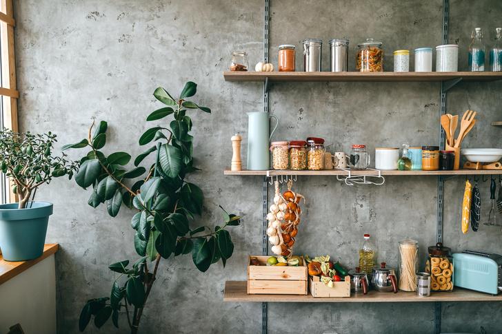 Фото №4 - Как навести порядок на кухне раз и навсегда: лайфхаки, которые работают