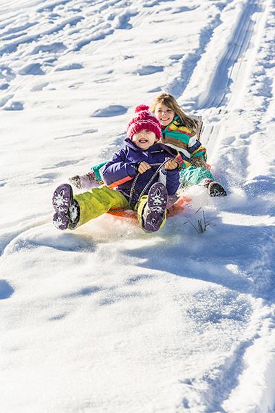 Фото №6 - Где отдохнуть зимой с детьми