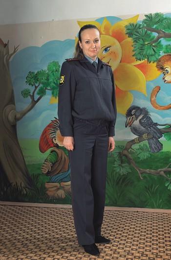 Светлана Лавренова, воспитатель Центра временного содержания несовершеннолетних правонарушителей