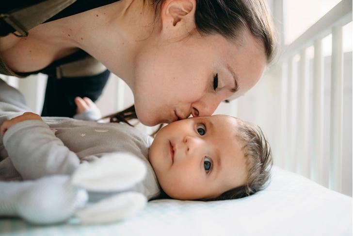 где поставить кроватку для новорожденного