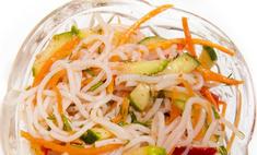 Понятный и легкий рецепт приготовления салата фунчоза