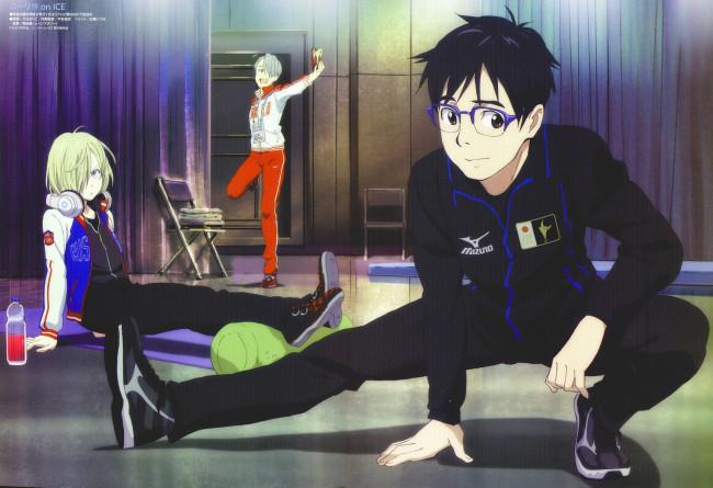 Фото №4 - Топ-10 аниме про спорт 🤾♂️