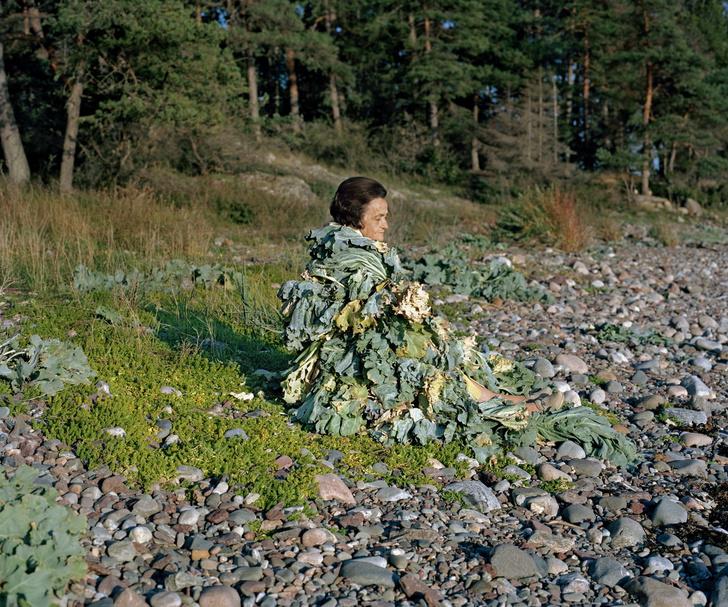 Фото №6 - Фольклор, любопытство и возвращение к природе: интервью с Рииттой Иконен