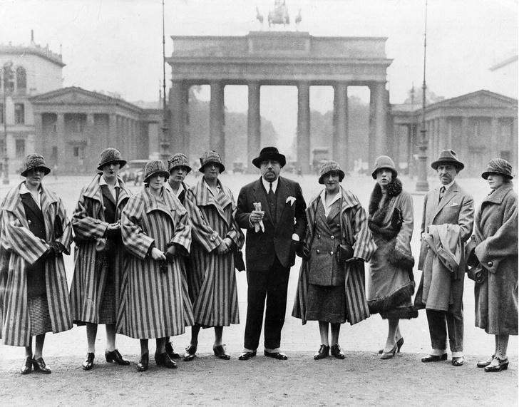 Фото №17 - Король стиля: как Поль Пуаре придумал «хромые юбки», освободил женщин от корсетов и заново изобрел моду
