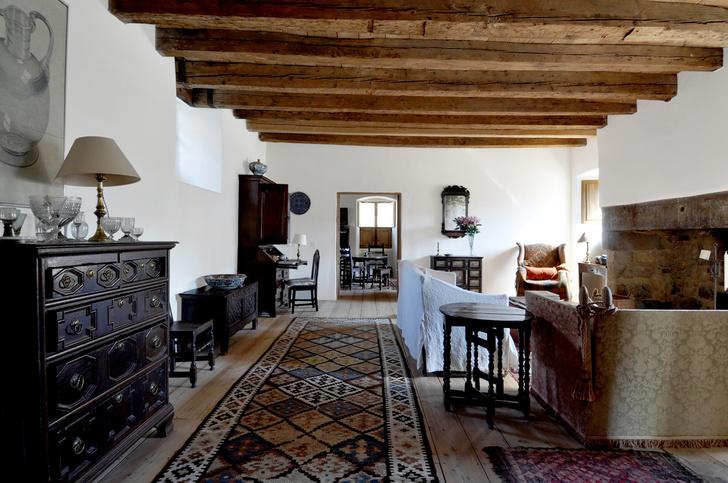 Фото №1 - Отреставрированный дом XVII века в Шотландии
