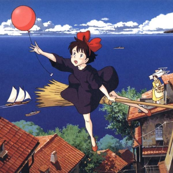 Фото №1 - Тест: Какая роль в мультфильмах Миядзаки тебе бы идеально подошла?