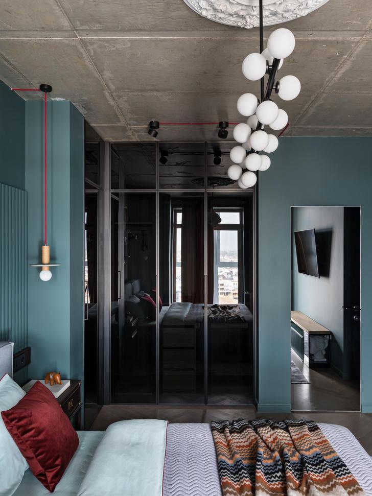 Фото №8 - Эклектичная квартира для пары путешественников в Минске