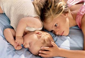 Фото №2 - Правила общежития: одна комната на двоих детей