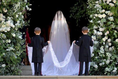 Фото №3 - Вспомнить все: 30 фактов о свадьбе Меган Маркл и принца Гарри, которые вы могли не знать или забыли
