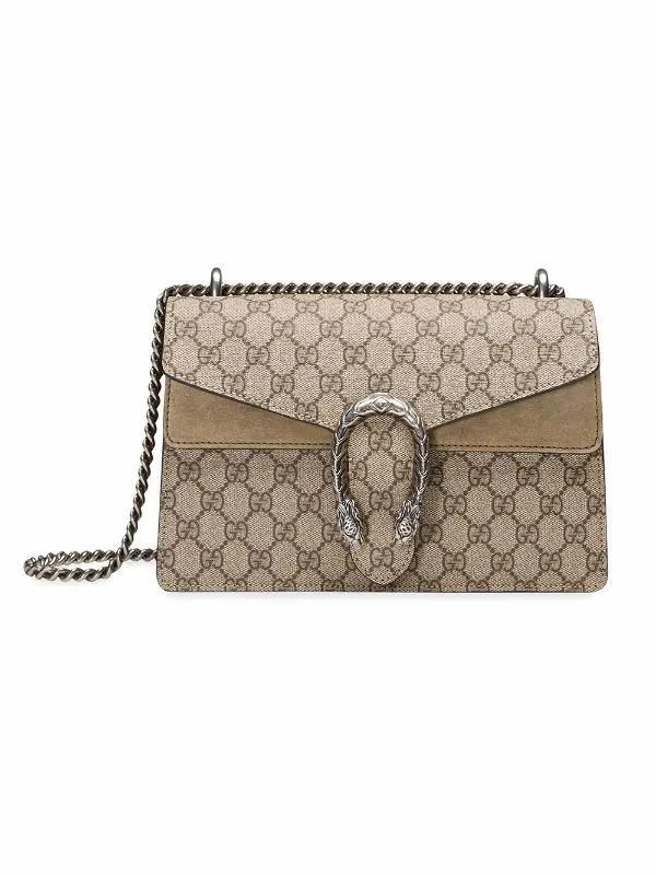 Фото №2 - Виртуальная сумка Gucci продана почти в два раза дороже, чем реальная